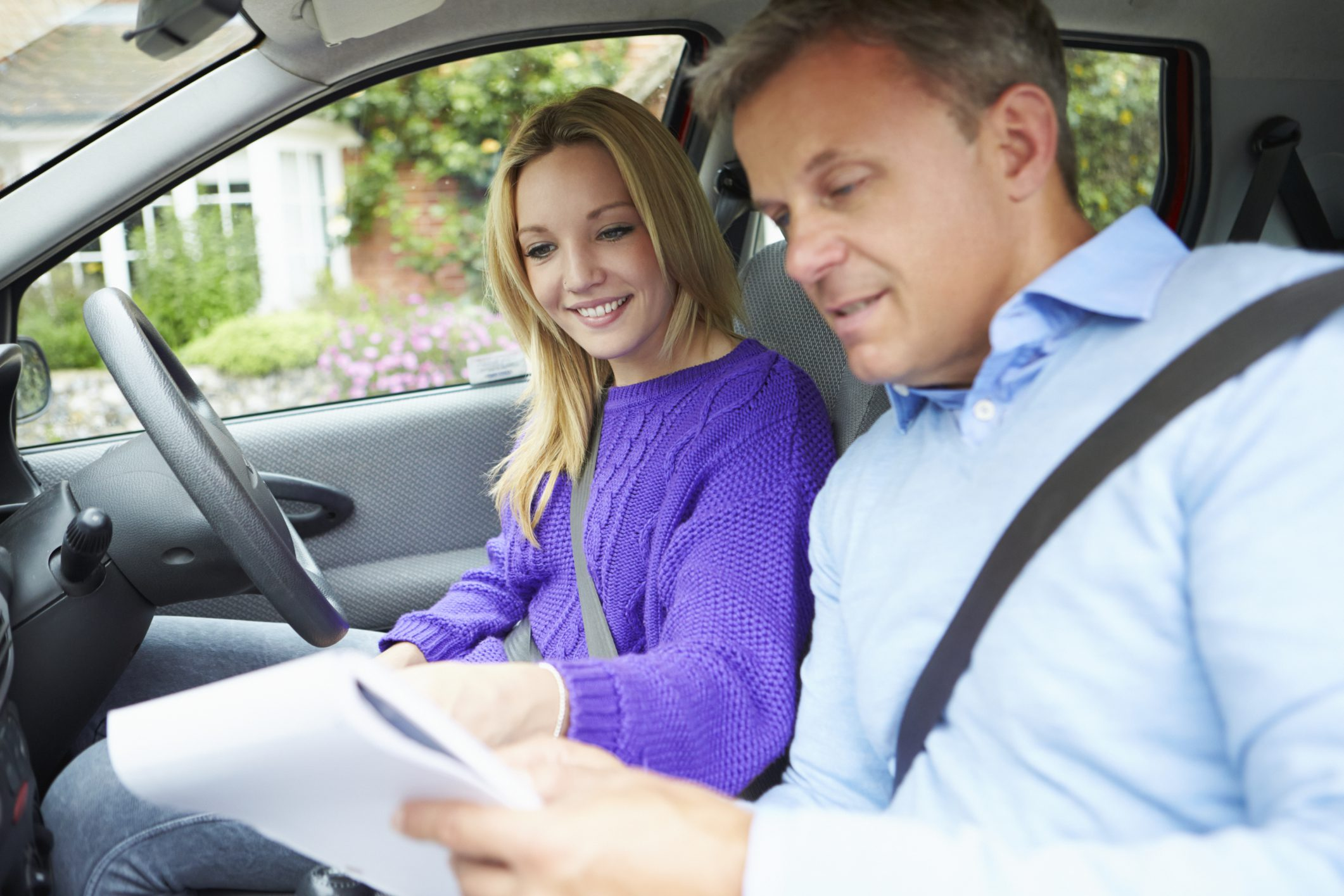Starting Your Own Driving School