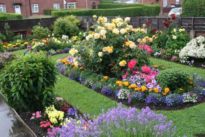 Perfect Garden Design In Chester