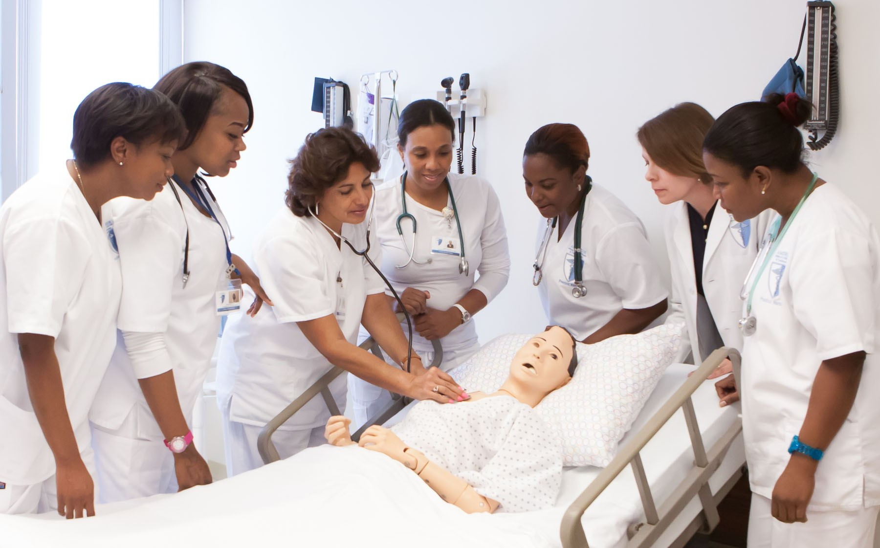 Improve Medical Training with Medical Training Aids