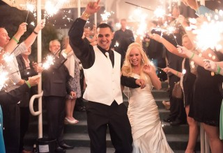 Planning A Wedding Send-Off Line