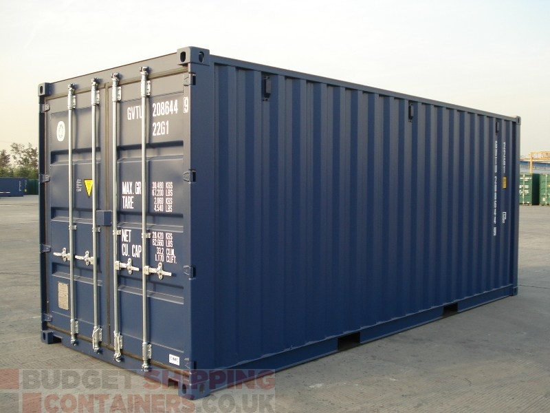 Shipping Containers For Storage And Recycling