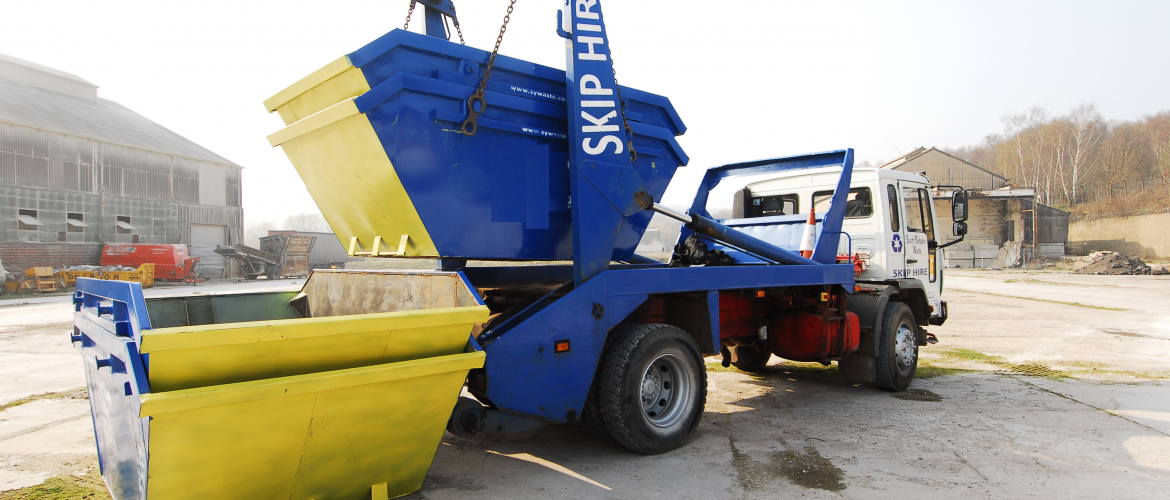 Make Your Environment Clean With The Right Skip Hire Services