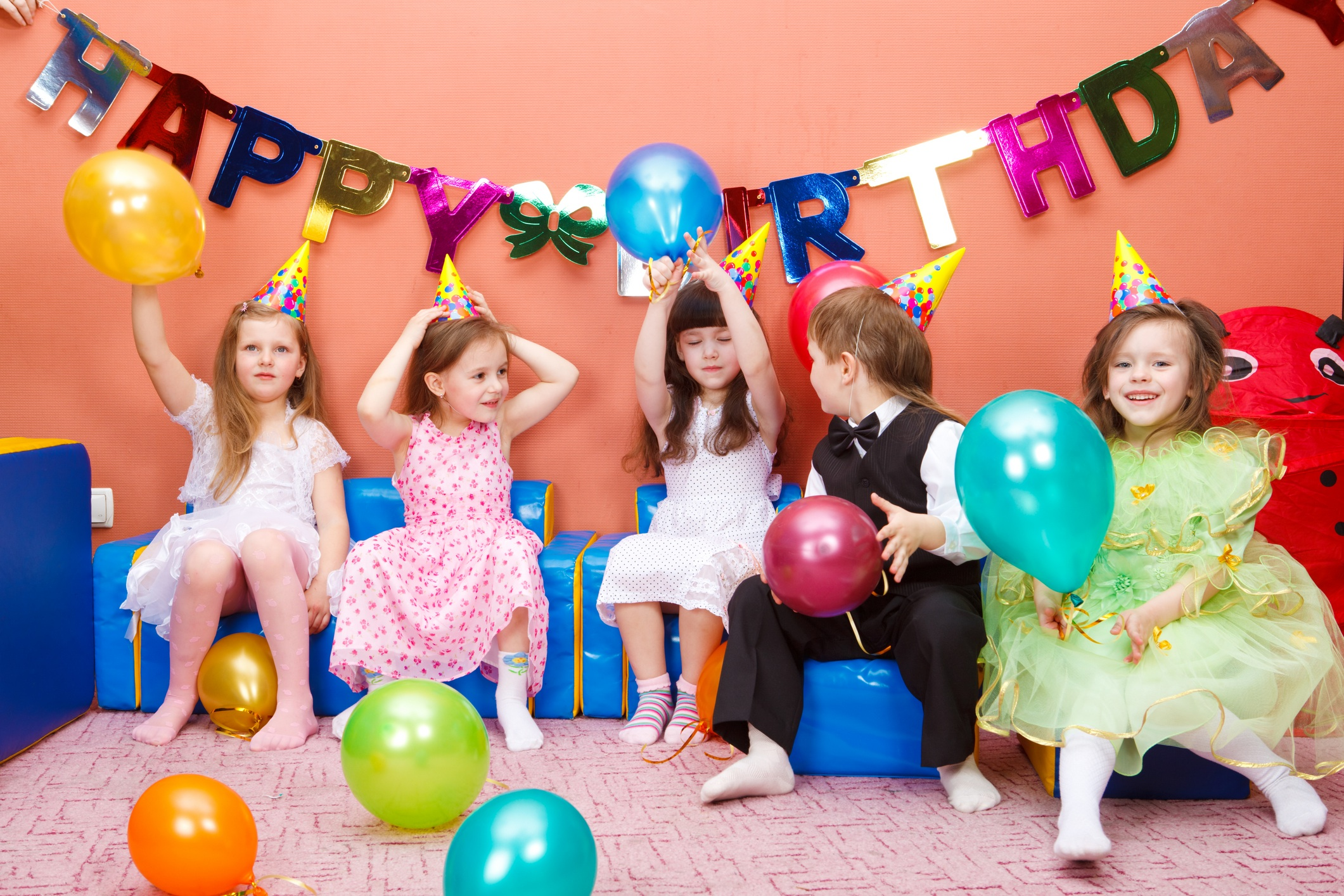 Kids Birthday Parties In Sussex Homes