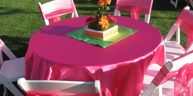 Different Types Of Tables For Special Events