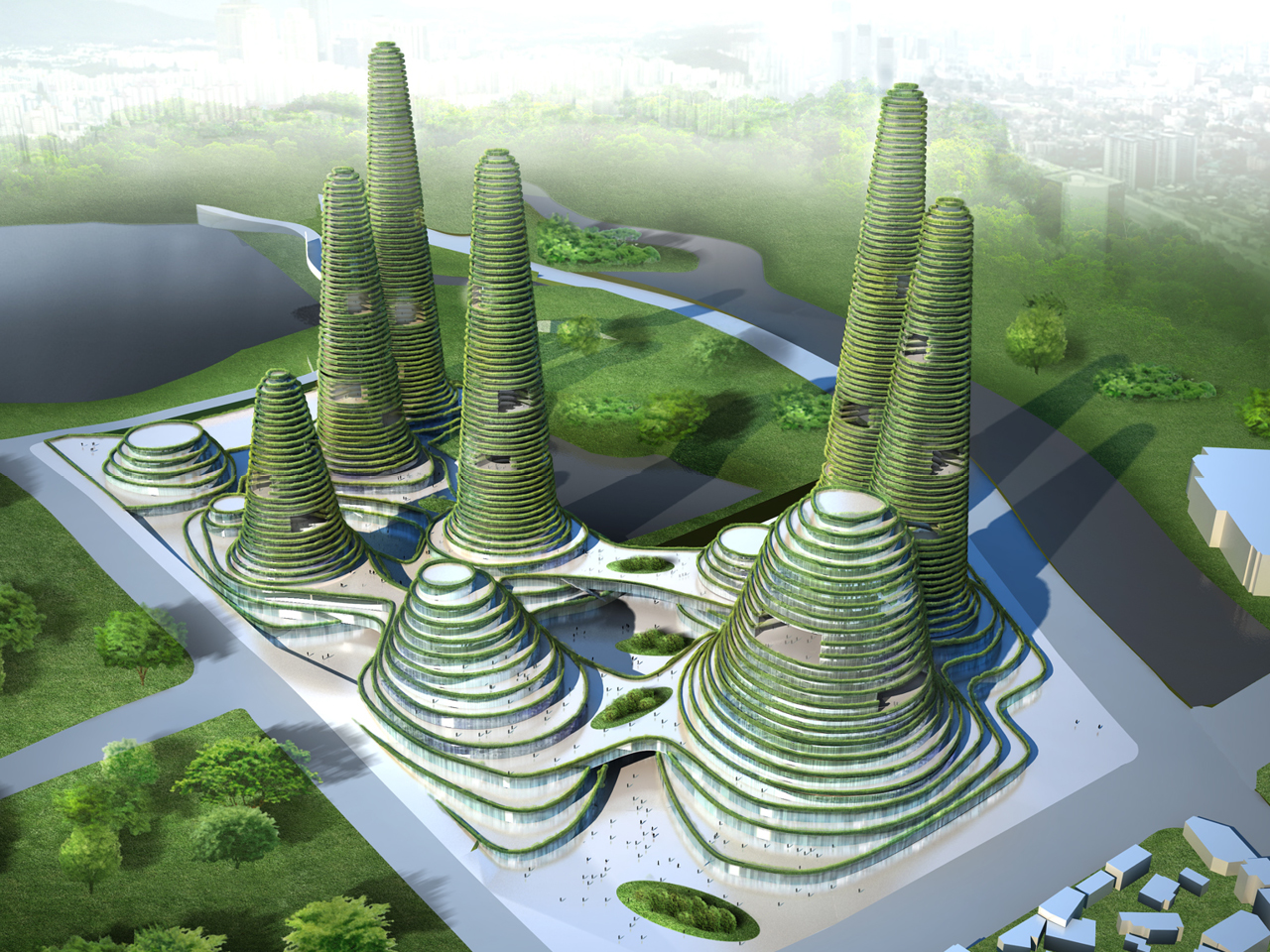 Understand The Concept Of Landscape Architect
