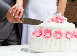 Buying Cake For Anniversary And Surprising The Spouse