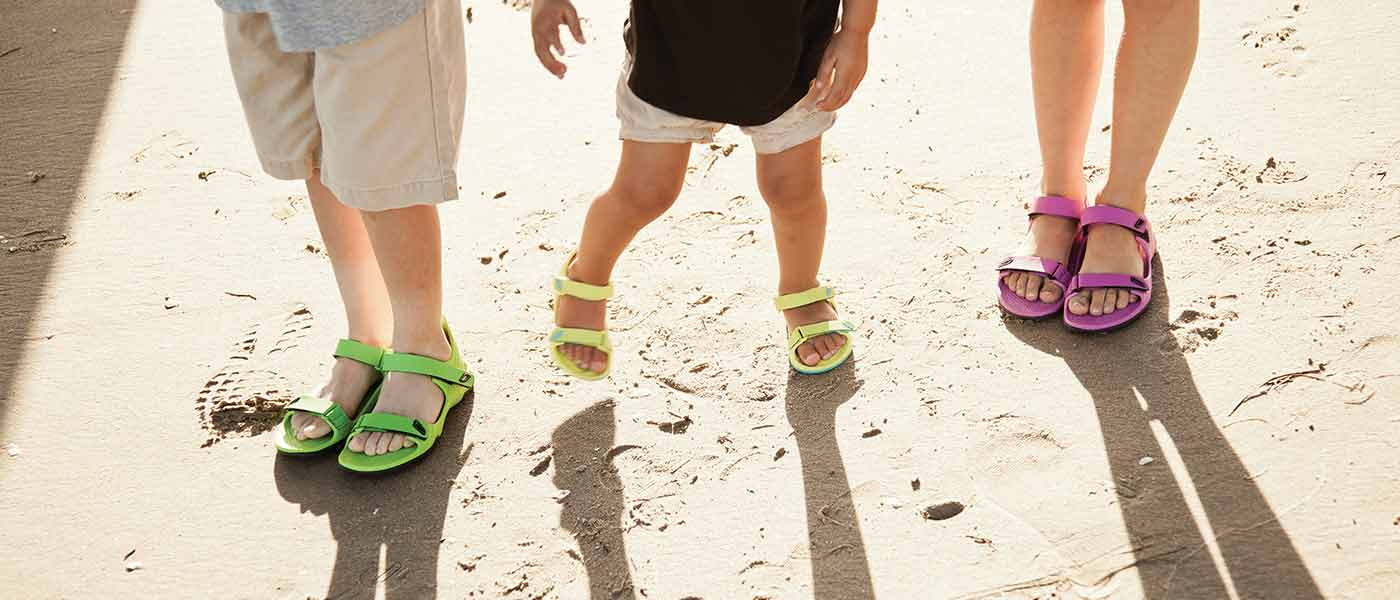 Getting The Most Appropriate And Comfortable Footwear For Kids