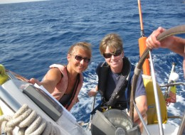 RYA Competent Crews For Beginners In Sailing